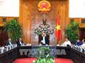 PM Vietnam, Nguyen Xuan Phuc melakukan temu kerja dengan pimpinan Provinsi Bac Ninh