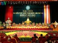 Buddhism accompanies national development