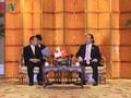 Chủ tịch nước Trần Đại Quang tiếp xúc song phương với lãnh đạo các nước