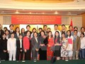 Phó Chủ tịch nước Đặng Thị Ngọc Thịnh gặp gỡ lưu học sinh Việt Nam tại Fukuoka, Nhật Bản