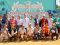 Giải tennis hữu nghị của cộng đồng Việt Nam tại Ukraine