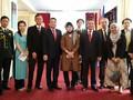Mít tinh  kỉ niệm 50 thành lập ASEAN tại Algeria