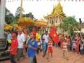 Cần Thơ: Hơn 1 ngàn Sinh viên Dân tộc Khmer vui mừng đón Lễ Sen Dolta – 2017