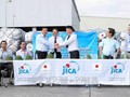 Chính phủ Nhật Bản viện trợ cho Việt Nam khắc phục hậu quả thiên tai