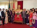 Theo dấu chân Chủ tịch Hồ Chí Minh