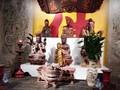 Độc đáo đồ gỗ sơn son thếp vàng Việt Nam