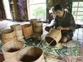 Nghề đan lát truyền thống của dân tộc Pa kô