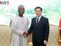 Việt Nam khuyến khích hợp tác công nghệ thông tin, nông nghiệp với Nigeria