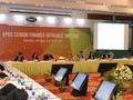 APEC Senior Finance Officials Meeting (SFOM) closes