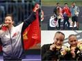 Vietnam wins 4 golds at SEA Games
