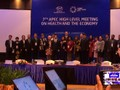 APEC meeting on health and economy