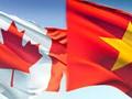 加拿大与越南促进贸易议程