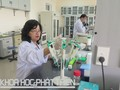 痴迷于研究和创新的女科学家丁氏碧麟