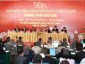 Inaugurado Centro de Prensa del XII Congreso del Partido Comunista de Vietnam