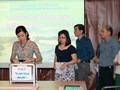 VOV5 con las víctimas de inundaciones en centro vietnamita
