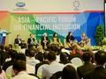 Celebran en Hoi An la VII Conferencia del foro APEC sobre la inclusión financiera
