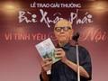 """La décima edición del premio """"Bui Xuan Phai-Por el amor a Hanói"""""""