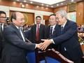 Gobierno vietnamita acompaña con las empresas nacionales en su proceso de crecimiento
