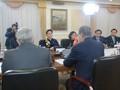 La presidenta del Parlamento vietnamita dialoga con el titular de la Cámara Baja de Kazajistán