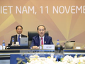 La XXV reunión de Líderes del APEC aprueba la Declaración de Da Nang