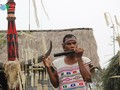 El rito de sacrificio del búfalo en la comunidad étnica Ma