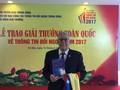Periodista venezolano expresa sentimientos hacia Vietnam en su premiado libro
