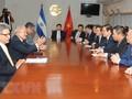 Delegación del Partido Comunista de Vietnam finaliza su visita a El Salvador