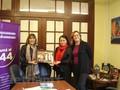 Unión de Mujeres de Vietnam finaliza una visita de trabajo en Argentina