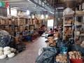 Inti sari kerajinan mengayam barang rotan dan bambu Phu Vinh