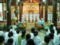 Memperkenalkan ibadah puasa yang dijalankan komunitas orang Cham Bani di  propinsi di Ninh Thuan