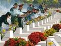 Memperkenalkan tentang aktivitas balas budi kepada para prajurit disabilitas dan martir Vietnam
