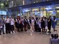 """Para penyanyi Indonesia menghadiri Kontes  """"Nyanyian ASEAN+3"""""""