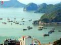 """""""Pulau Mutiara"""" Cat Ba menyambut  kedatangan 2 juta wisatawan pada tahun 2017"""