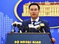 Kemlu Vietnam menyampaikan suara tentang pelanggaran terhadap kedaulatan Vietnam oleh Facebook