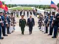 Активизация оборонного сотрудничества в соответствии со всеобъемлющем партнёрством Вьетнама и США