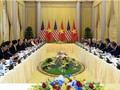 越南在2017年APEC领导人会议周留下重要印迹