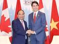 阮春福出席七国集团峰会扩大会议并访问加拿大行程取得圆满成功