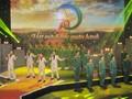 Sôi nổi các hoạt động kỷ niệm 70 năm ngày thành lập Quân đội nhân dân Việt Nam