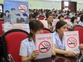 Việt Nam tuyên truyền hưởng ứng Ngày thế giới không thuốc lá 31/05