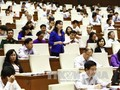 Quốc hội thảo luận về Dự án Luật quy hoạch