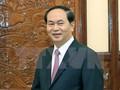 Chủ tịch nước Trần Đại Quang trả lời phỏng vấn báo chí Nga và Belarus