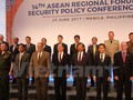 Việt Nam tham dự Hội nghị Chính sách an ninh diễn đàn khu vực ASEAN