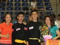 Khai mạc Giải vô địch Võ cổ truyền toàn quốc lần thứ XXVI