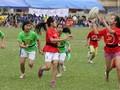 Tạo kỹ năng sống cho trẻ thông qua môn thể thao mới Bóng bầu dục