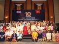 Khai mạc Chương trình Giao lưu thanh niên Việt Nam - Thái Lan lần thứ X
