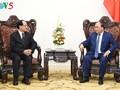 นายกรัฐมนตรี เหงียนซวนฟุก ให้การต้อนรับเลขาธิการอาเซียน เลเลืองมิงห์