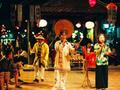 ศิลปะการแสดงพื้นเมืองบ่ายจ่อยในภาคกลางเวียดนาม – มรดกวัฒนธรรมนามธรรมของมนุษยชาติ