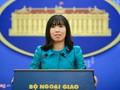 Việt Nam kiên quyết phản đối và bác bỏ quyết định của Trung Quốc cấm đánh bắt cá ở Biển Đông