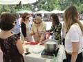 Đại sứ quán Việt Nam tại Hy Lạp tham gia tích cực vào Hội chợ Ẩm thực Từ thiện Quốc tế