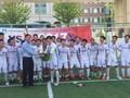 Sôi nổi Đại hội thể dục thể thao sinh viên VN tại Hàn Quốc lần thứ 10